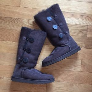 Bailey Button Triplet Ugg Boot